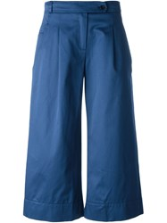 Societe Anonyme 'Merci' Trousers Blue