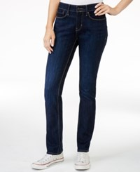 Levi's 525 Perfect Waist Straight Leg Jeans Blue Springs