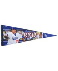 Wincraft Hyun Jin Ryu Los Angeles Dodgers Premium Player Pennant Royalblue
