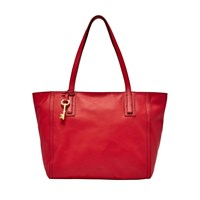 Fossil Zb6844933 Emma Tote Bag Red