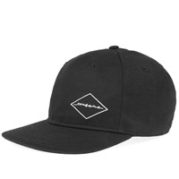 Rag And Bone Dylan Diamond Baseball Cap Black