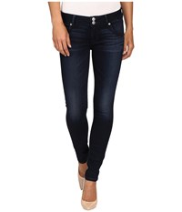 Hudson Collin Skinny W Flap In Calvary 2 Calvary 2 Women's Jeans Blue