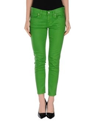 Ralph Lauren Denim Pants Green