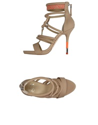 Gx By Gwen Stefani Sandals Beige