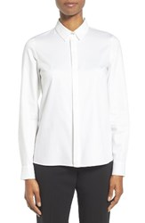Boss Women's Biwina Stretch Cotton Shirt