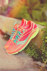 Saucony Type A6 Women's Running Shoe Coral