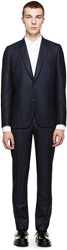 Paul Smith Navy Pinstripe Soho Suit