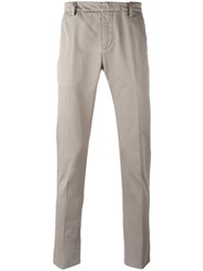 Dondup Chino Trousers Nude Neutrals