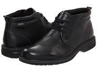 Ecco Turn Gtx Boot Black Men's Lace Up Boots