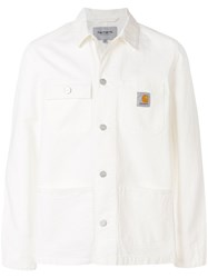 Carhartt Classic Fitted Jacket White