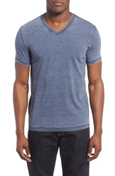 Lucky Brand Men's Burnout T Shirt