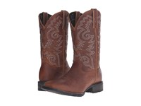 Durango Mustang 12 Western Brown Cowboy Boots