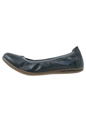 Dockers By Gerli Ballet Pumps Dunkelblau Dark Blue
