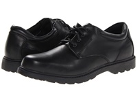 Nunn Bush Stillwater Plain Toe Oxford Lace Up Waterproof Black Men's Shoes
