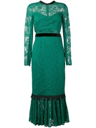 Three Floor Ursula Dress Green