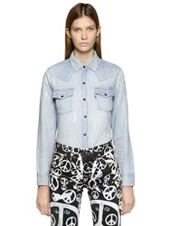 Levi's Cotton Denim Shirt