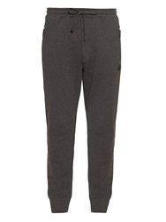 Dolce And Gabbana Cotton Jersey Track Pants