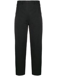 Stephan Schneider Cropped Trousers Blue