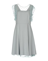 Pennyblack Short Dresses Sky Blue
