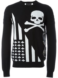 Philipp Plein 'Goldenrod' Jumper Black