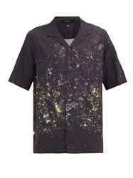 Ksubi Acid Painter Twill Shirt Multi