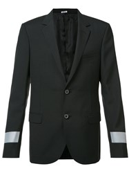 Lanvin Trim Blazer Jacket Black