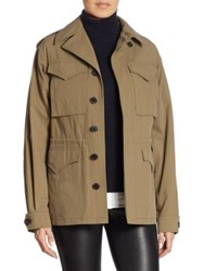 Ralph Lauren Milton Army Field Jacket Army Green