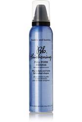 Bumble And Bumble Thickening Full Form Mousse Colorless