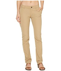 Fjall Raven Abisko Stretch Trousers Sand Women's Casual Pants Beige