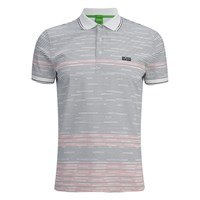 Hugo Boss Boss Green Men's Paddy 2 Polo Shirt White