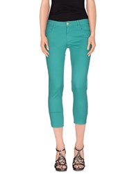 Cycle Denim Denim Trousers Women Green