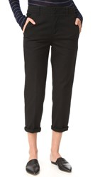Vince Chino Pants Black
