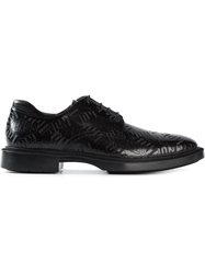 Kenzo 'Cole' Oxford Shoes Black