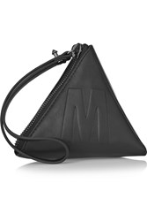 Mcq By Alexander Mcqueen Pyramid Embossed Leather Clutch