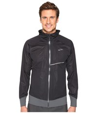 Brooks Cascadia Jacket Black Men's Coat