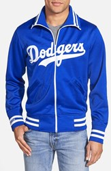 Men's Mitchell And Ness 'Los Angeles Dodgers' Tailored Fit Jacket