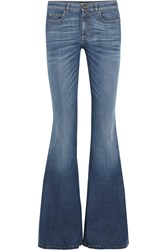 Tom Ford Mid Rise Flared Jeans Mid Denim