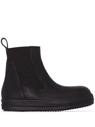 Rick Owens Bozo Leather Boots 60