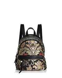 Sam Edelman Blaine Backpack Jacquard Multi Gold