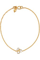 Pippa Small 18 Karat Gold Diamond Bracelet