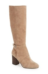 Women's Bcbgeneration 'Denver' Knee High Boot Taupe