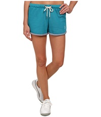 Puma Coastal Short Capri Breeze Women's Shorts Blue