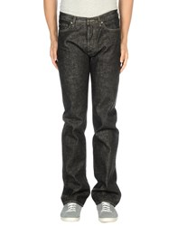 Gas Jeans Gas Denim Denim Trousers Men Black