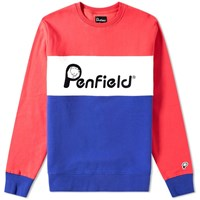 Penfield Hudson Sweat Red