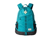 Burton Shackford Pack Fanfare Coated Day Pack Bags Green
