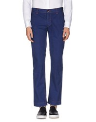 Joe Rivetto Trousers Casual Trousers Men Blue