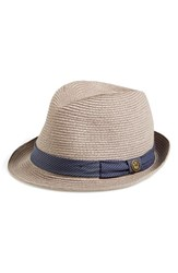 Goorin Bros. Men's Goorin Brothers Beach Day Fedora Grey