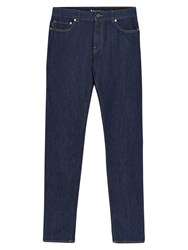 Aquascutum London Edgar Slim Jeans Blue