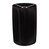 Fornasetti Cylindrical Lampshade Black