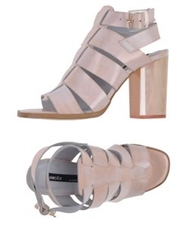 Miista Sandals Light Pink
